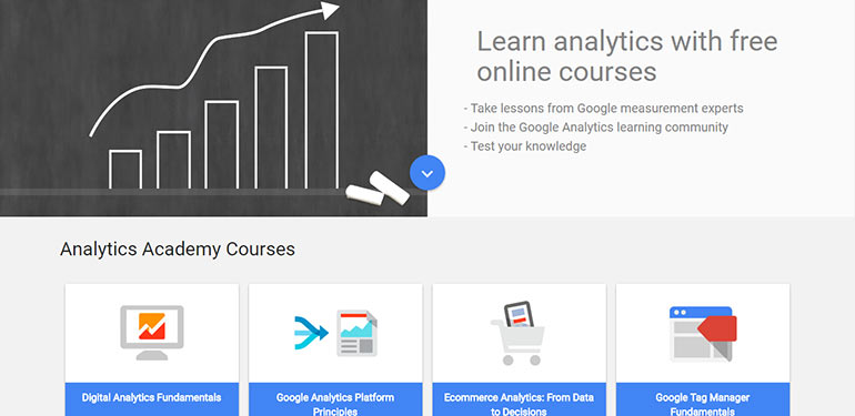 Google Analytics akademija